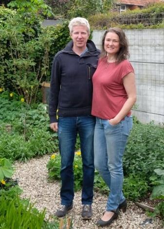 Vrijwilligers helpen in huis en tuin
