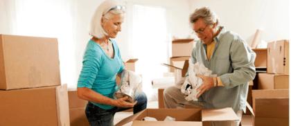Hulp bij verhuizen senioren
